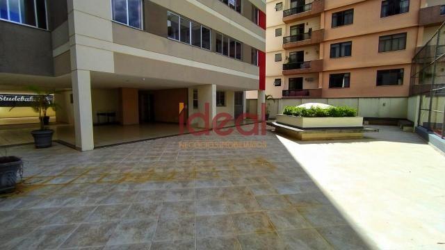 Apartamento para aluguel, 2 quartos, 1 suíte, 1 vaga, Centro - Viçosa/MG - Foto 11