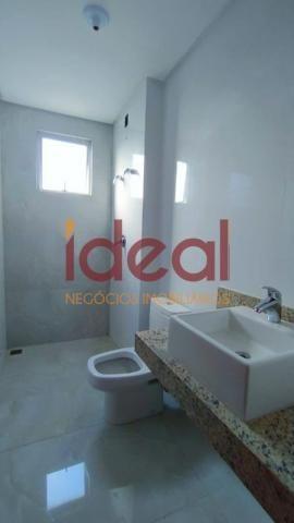 Apartamento à venda, 3 quartos, 1 suíte, 2 vagas, Centro - Viçosa/MG - Foto 5