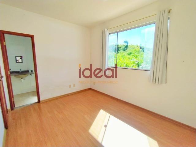 Apartamento para aluguel, 2 quartos, 1 suíte, 1 vaga, Santo Antônio - Viçosa/MG - Foto 7