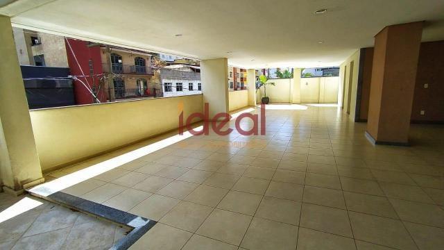 Apartamento para aluguel, 2 quartos, 1 suíte, 1 vaga, Centro - Viçosa/MG - Foto 12