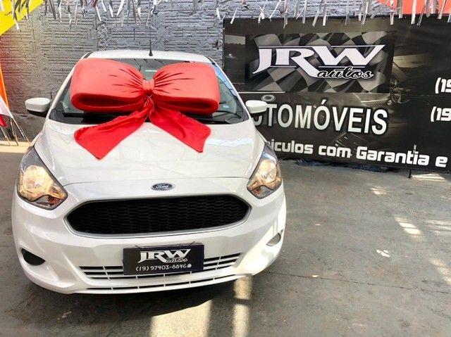 Ford Ka Se Plus 1.0 Manual Flex 2017 Impecável !!!! Completíssimo !!!