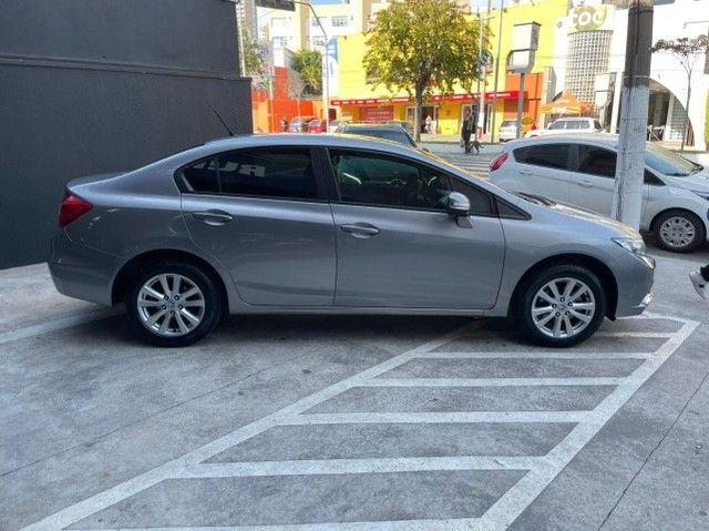 Honda Civic Lxs 1.8 Flex Aut 2015 - Foto 9