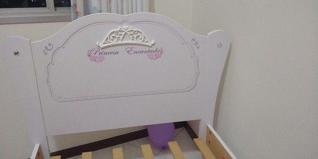 Cama Infantil Princesa Encantada - Foto 5