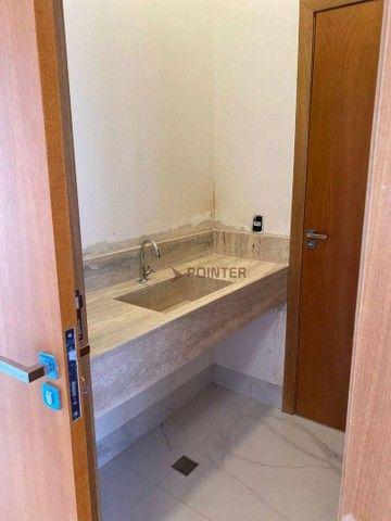 Casa com 3 dormitórios à venda, 220 m² por R$ 1.480.000,00 - Portal do Sol - Goiânia/GO - Foto 15