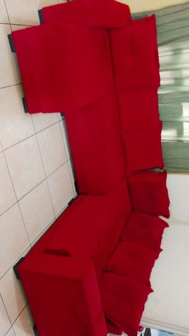 Vendo sofá semi novo  - Foto 2