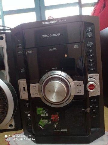 Som Panasonic - Foto 2