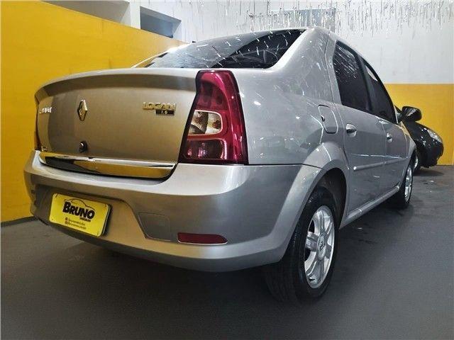 Renault Logan 2011 1.6 expression 8v flex 4p manual - Foto 11