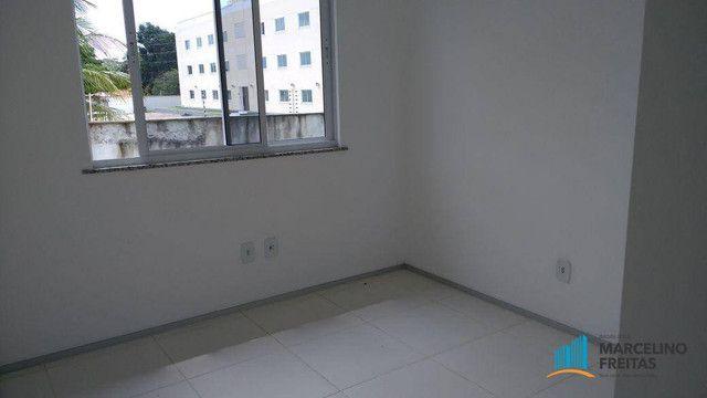 Casa com 3 dormitórios para alugar, 104 m² por R$ 1.109,00/mês - Lagoinha - Eusébio/CE - Foto 12