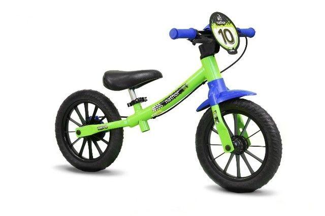 Bicicleta infantil aro 12 s/pedal
