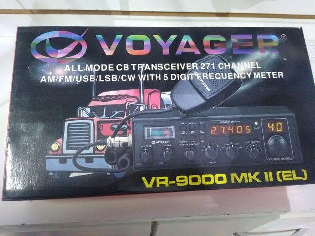 Rádio Px Voyager VR-9000