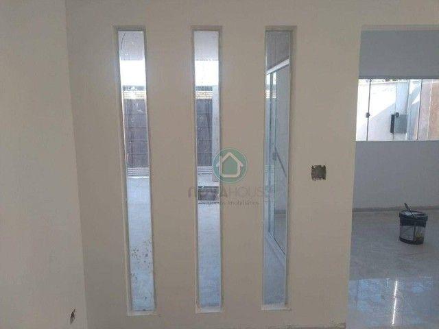 Casa com 3 dormitórios à venda, 86 m² por R$ 400.000,00 - Jardim América - Campo Grande/MS - Foto 8