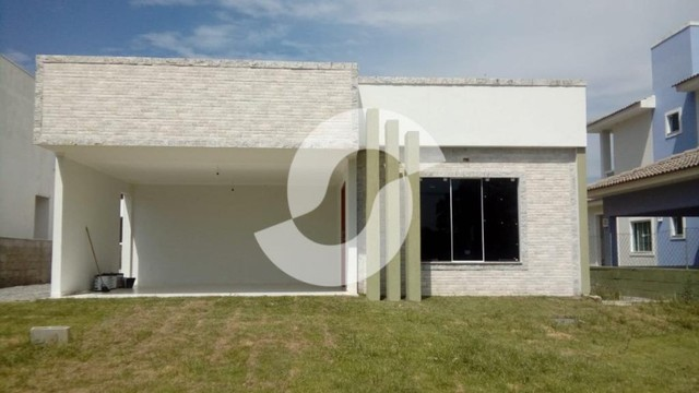 Condomínio Gan Éden - Casa com 3 Quartos à venda, 180 m² - Ubatiba - Maricá/RJ