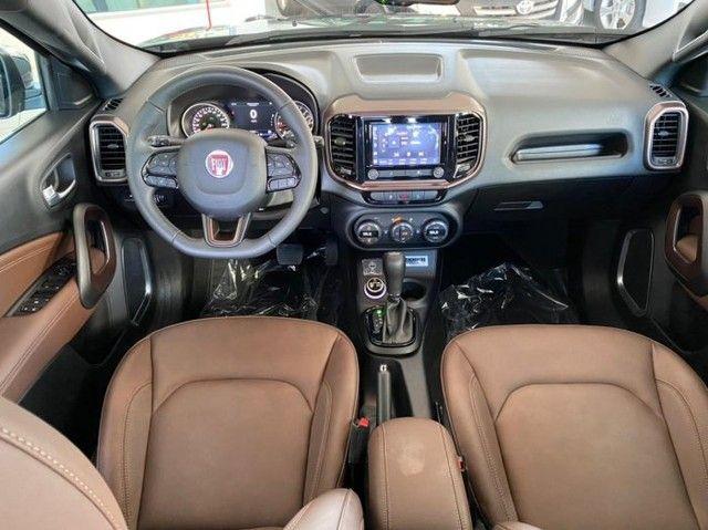 Fiat toro 2021 2.0 16v turbo diesel ranch 4wd at9 - Foto 7