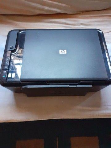 Impressora HP Deskjet multifuncional  - Foto 6