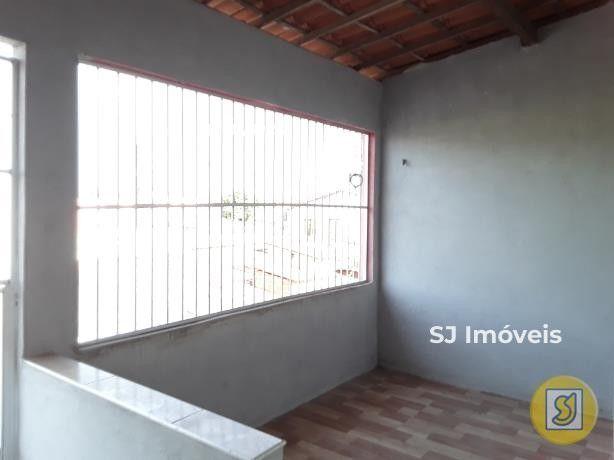 CAUCAIA - Casa Padrão - PARQUE SOLEDADE - Foto 3