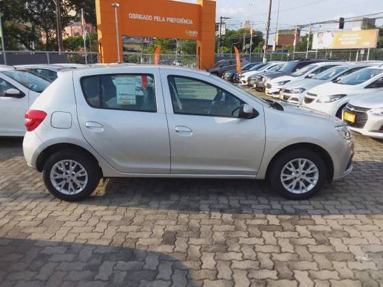 SANDERO 2020/2021 1.0 12V SCE FLEX ZEN MANUAL - Foto 9