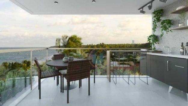 Apartamento com 2 dormitórios à venda, 63 m² por R$ 485.754,06 - Ponta do Seixas - João Pe - Foto 11