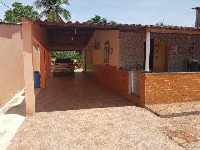 Casa ampla - terreno 950 m2 - salão nos fundos - piscina