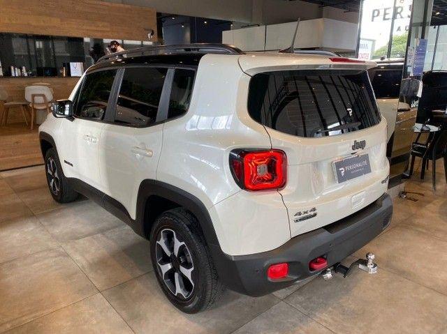 Jeep Renegade Trailhawk 2.0 Turbo Diesel 4x4 Automático 2020 - Foto 18