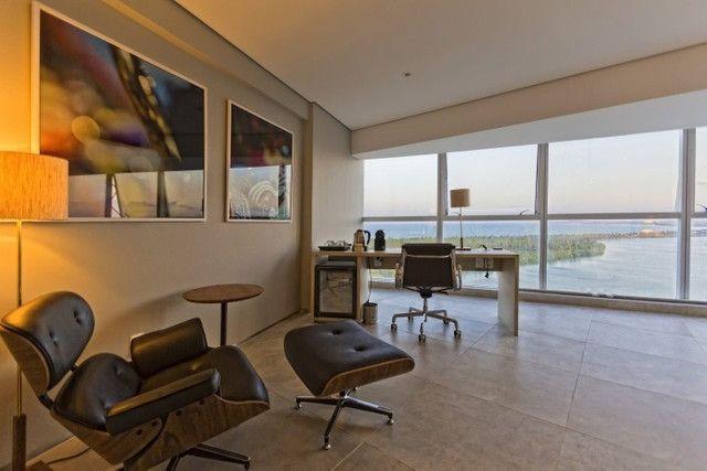 BR_F-Paiva Home Stay, Apartamento beira mar com 38m² - Foto 10