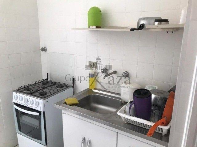 REF: SIB 38378 Apartamento 1D Mobiliado-Jardim São Dimas - Venda  - Foto 15
