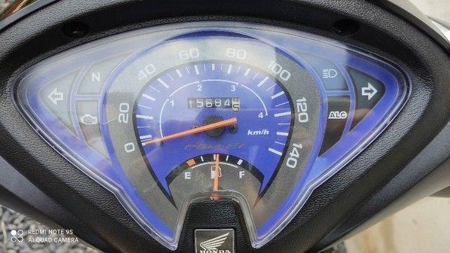 Biz 125 ks 2012 Flex Apenas 15.000km - Foto 3