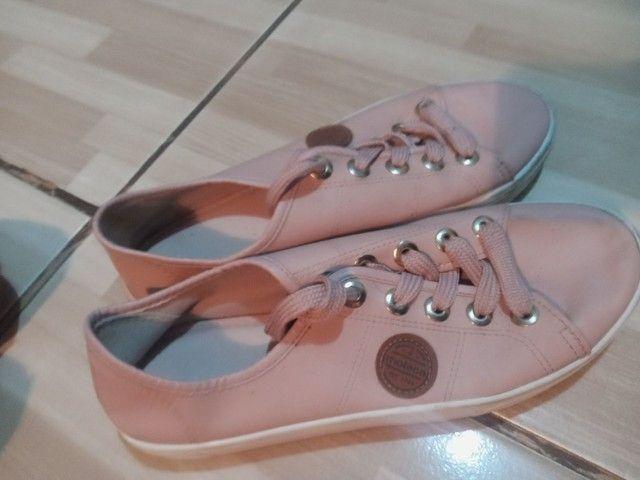 Vendo lote de calçados femininos!! Em ótimo estado - Foto 5