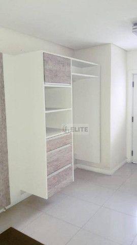 Sobrado com 4 dormitórios para alugar, 301 m² por R$ 6.500,00/mês - Vila Alpina - Santo An - Foto 13