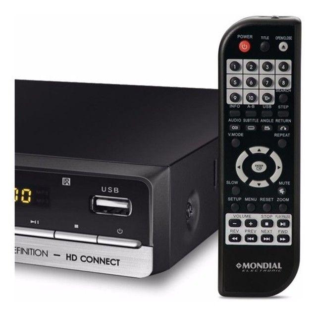 DVD Player Mondial D-18 - Foto 2