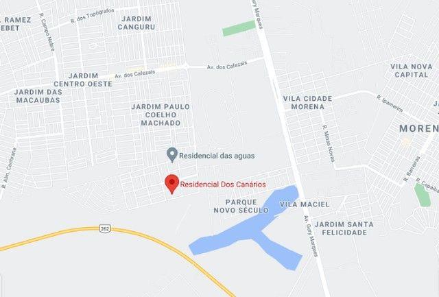 Capta Leilões vende Campo Grande Centro Oeste Cond. Res. dos Canários/MS - Foto 3