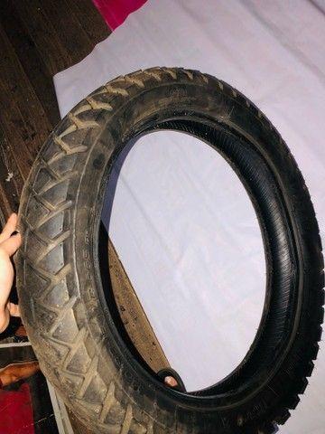 Vendo esse pneu da XRE300 - Foto 4