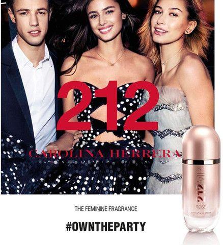 Perfume 212 Vip Rosê - Foto 2