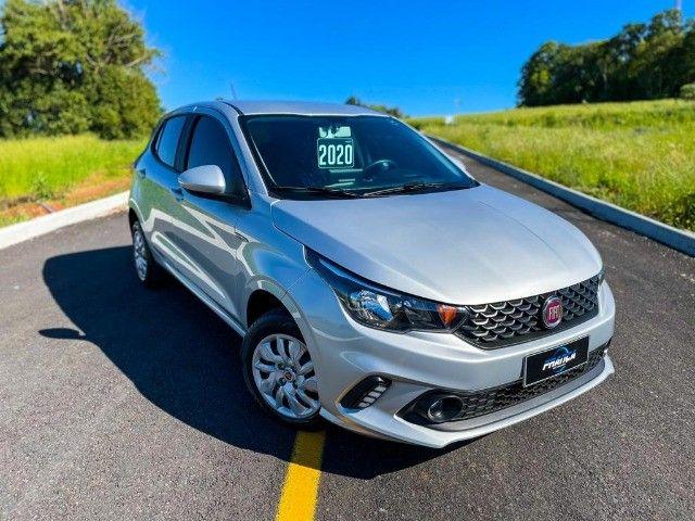 Fiat Argo Drive 1.0 Flex - 2020 - Foto 2