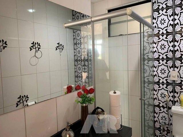 Apartamento para venda com 97 metros quadrados com 3 quartos em Ponta Verde - Maceió - AL - Foto 12