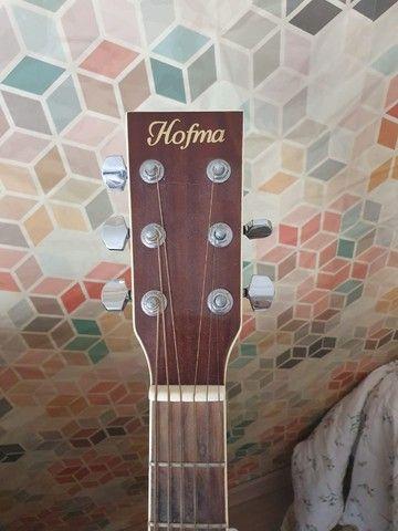 Violão Hofma com bag - Foto 4