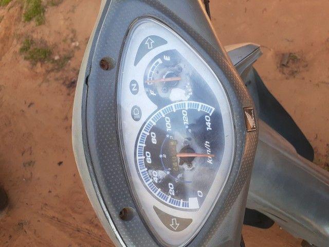 Vendo um moto Honda biz  - Foto 5