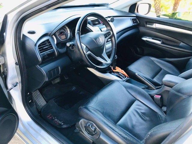 Honda City EX 1.5 Flex 4P. Automático 2012 - Foto 10
