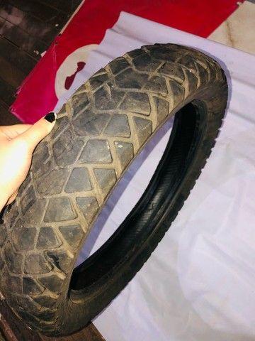 Vendo esse pneu da XRE300 - Foto 2
