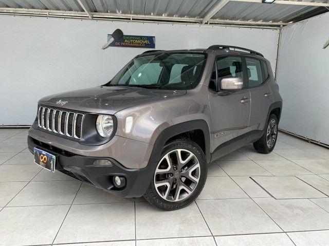 jeep renegade longitude 1,8  automatico 2019  km 37091 R$ 90.990,00 - Foto 3