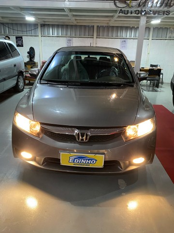 Honda civic LXL 1.8 (GNV INJETADO)