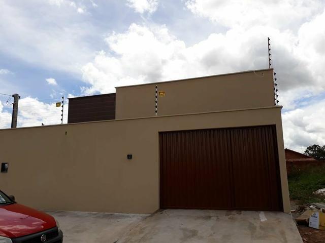Alugo uma casa nova no bairro Jardim América em colinas Tocantins