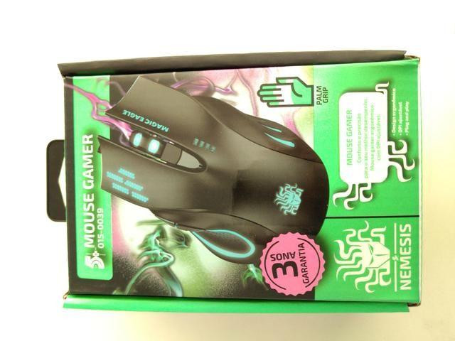 Mouse Gamer (NOVO)