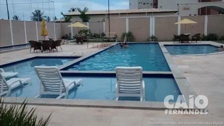Apartamento para alugar com 2 dormitórios em Ponta negra, Natal cod:APA 105749 - Foto 15