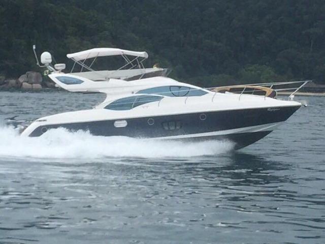 Intermarine Azimut 480 2008. não Phantom sessa ferretti