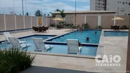 Apartamento para alugar com 2 dormitórios em Ponta negra, Natal cod:APA 105749 - Foto 8