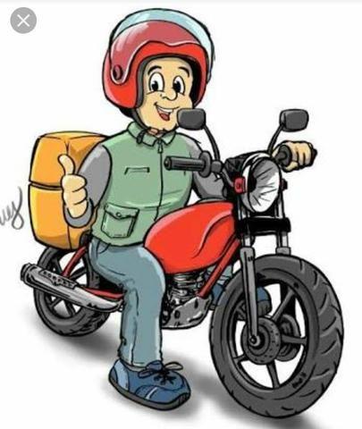 Precisa se Motoboy para delivery!