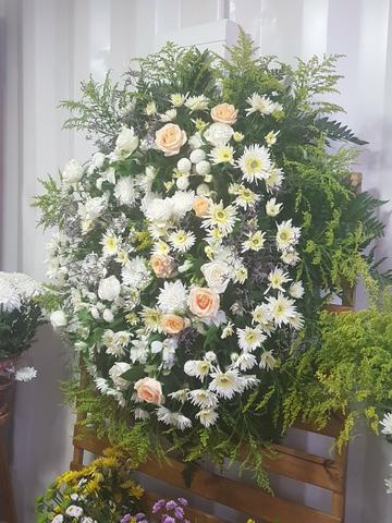 Coroas fúnebres