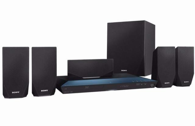 Home theater blu-ray Sony bdv e2100