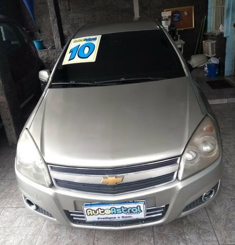 Vectra GT 2010 com GNV