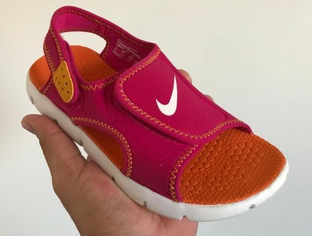 Sandália Nike Infantil Original Nova Sem Uso Tam: 30